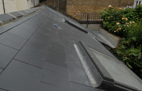 Additional image from the Replacing a roof project