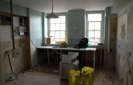 Before image from the Kitchen & bathrooms (SW3) project
