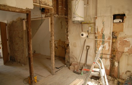 Additional image from the Refurbishment in Pimlico project