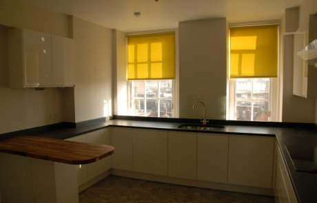 After image from the Kitchen & bathrooms (SW3) project