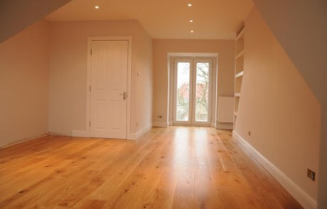 After image from the Loft Conversion in Wandsworth project