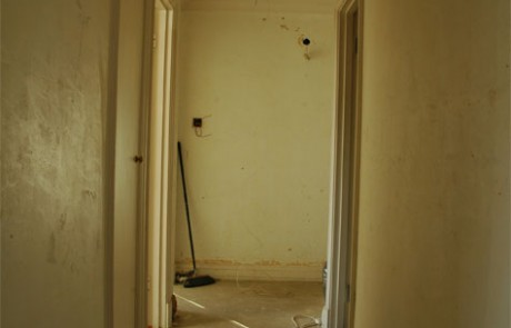 Before image from the Knightsbridge refurbishment project
