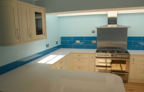 Additional image from the Kitchen and bathroom in Balham project