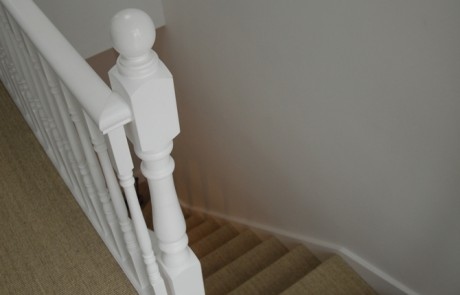 After image from the Loft conversion and staircase project