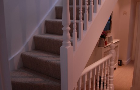 Additional image from the Loft conversion and staircase project