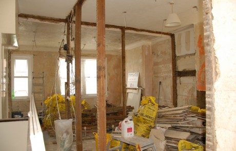 Before image from the Refurbishment in London project