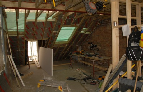 Additional image from the Loft Conversion in Wandsworth project