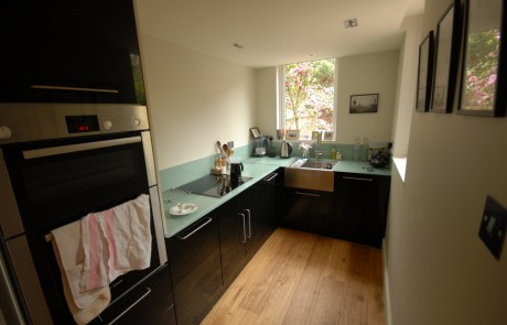 After image from the Refurbishment in Hammersmith project